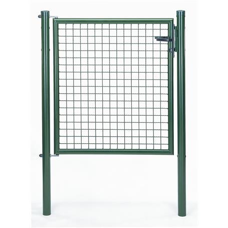 GAH Wellengitter Einzeltor grün 1250 x 1250 mm