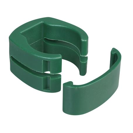 Fix-Clip Pro Clip f. Schweißgitter grün Ø34 mm 3er