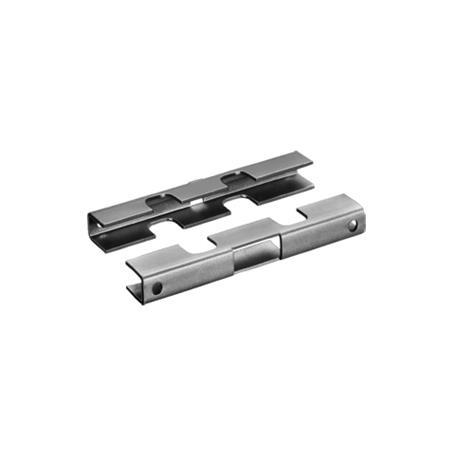 Mattenverbinder für Pfosten-Bohrung  Ø50 mm - fvz