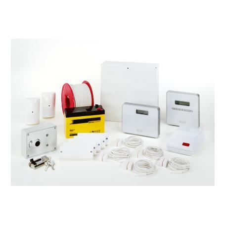 ABUS Terxon SX Alarm Komplettpaket mit Wählgerät