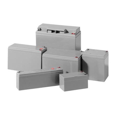 ABUS BT2012 VdS-Akkumulator 12V/1,2Ah
