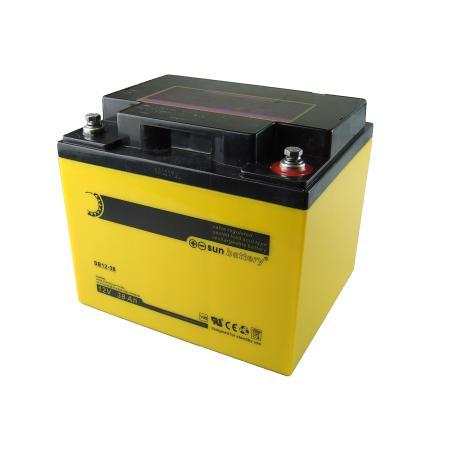 Abus BT2400 VdS-Akkumulator 12V/38Ah