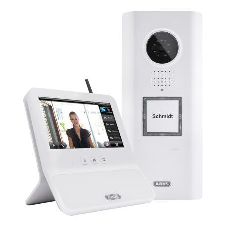 ABUS Eycasa CASA31000 Video-Türsprechanlage