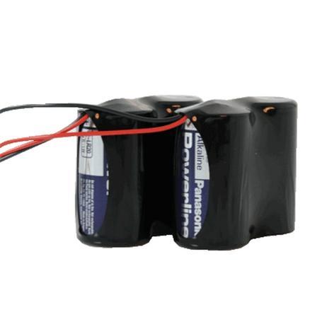 Ersatzbatterie für Secvest Funk-Außensirene