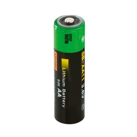 Ersatzbatterie SB-AA11 Lith. 3,6V 2400mAh - 4erSET