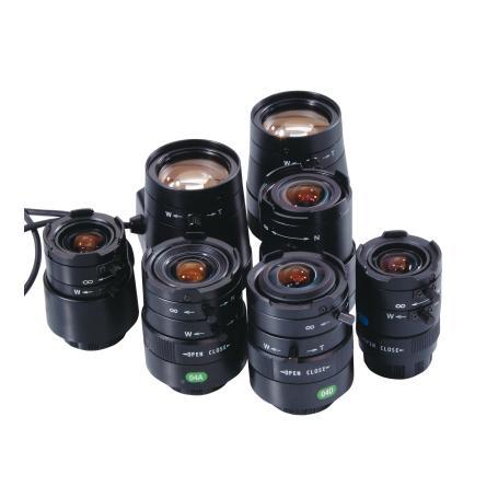 ABUS 1/3 IR-Varioobjektiv 8.5-40mm DC-Blende