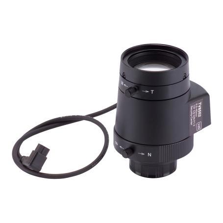 ABUS 1/3 IR-Varioobjektiv 2.8-12mm DC-Blende