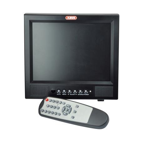 ABUS 8,4'' TFT-Monitor zur Videoüberwachung