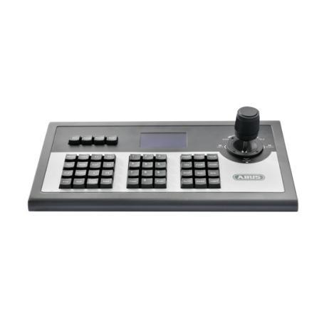 ABUS PTZ / DVR Bedienpult mit Joystick
