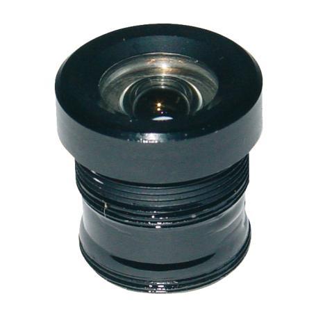 ABUS Mini-Objektiv 2,5mm