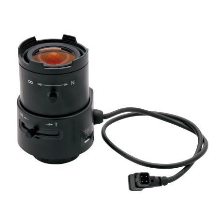 ABUS 1,3 Vario Megapixel-Objektiv 2.9-8.2 mm