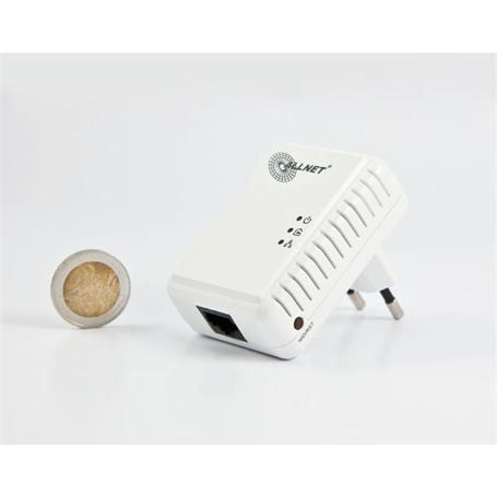 ALLNET 500Mbit HomePlugAV Mini Adapter 3er Pack