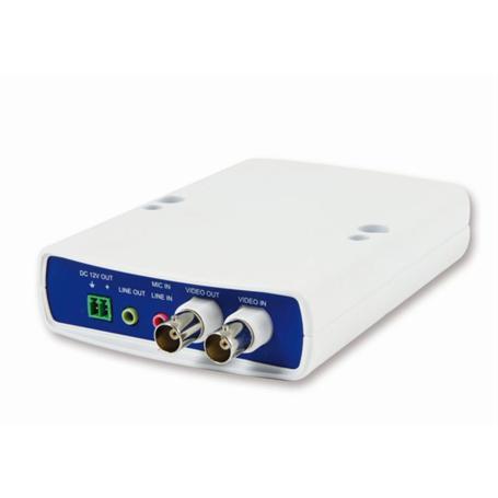 ALLNET ALL2255 IP Video Server 1 Kanal H.264/MJPEG