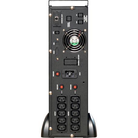 """ALLNET USV 3000VA 19""""/Standgerät - 3min. USB LCD"""