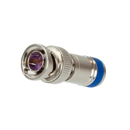 ABUS TVAC40660 BNC-Crimpstecker RG6
