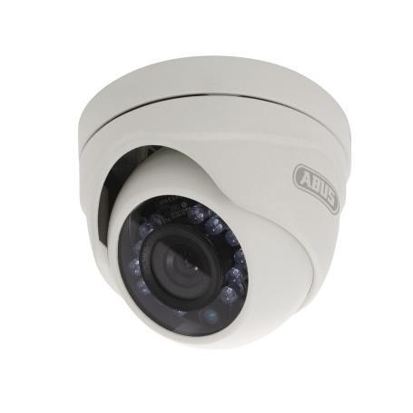 ABUS SC TVCC34010 Tag/Nacht Mini Außen-Domekamera