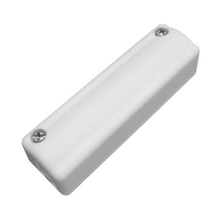 Aufputz-Schraubverteiler 5-polig weiss VT5001W