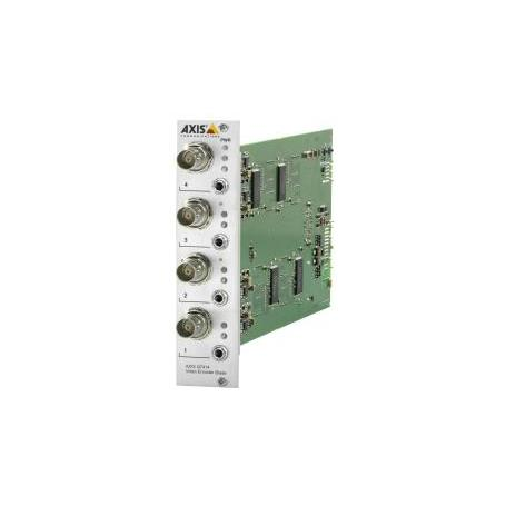 AXIS Q7414 Video Netzwerk Server Karte