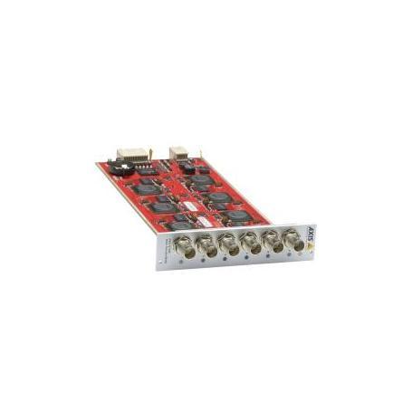 AXIS Q7436 Video Netzwerk Server 6 Kanal