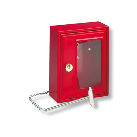 Burg Wächter Notschlüsselbox 6161 mit Hammer