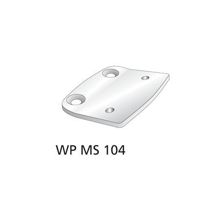 Burg Wächter WPMS104 Platte Bauteil für winProtec