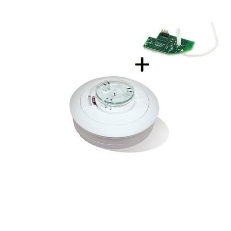 Ei Electronics Ei603C Hitzemelder + Funkm Ei605MRF
