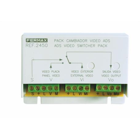 Fermax VDS Audio/Video Umschalter, 2450