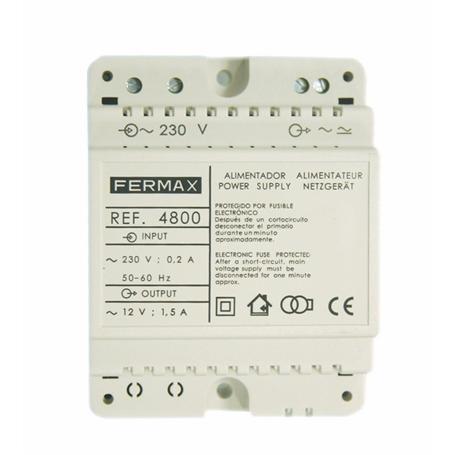 Fermax Netzgerät 12Vac/1,5A
