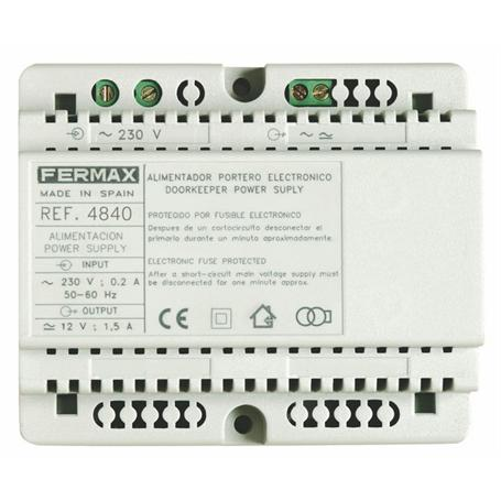 Fermax Netzgerät 100-240Vac/24Vdc-2A, 4840