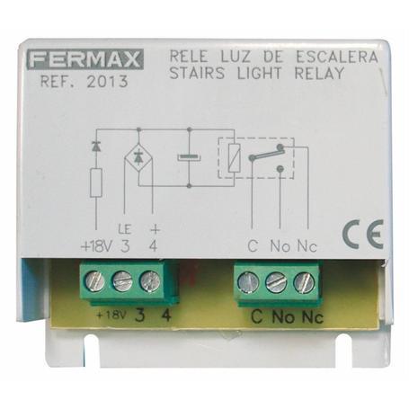 FERMAX Relais für zusätzliche Funktionen