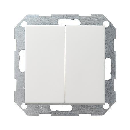 Gira Tast-Wechselschalter rws-gl System 55
