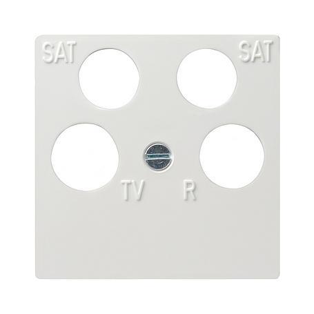 Gira Zentraleinsatz 50x50 Ankaro rws-gl System 55