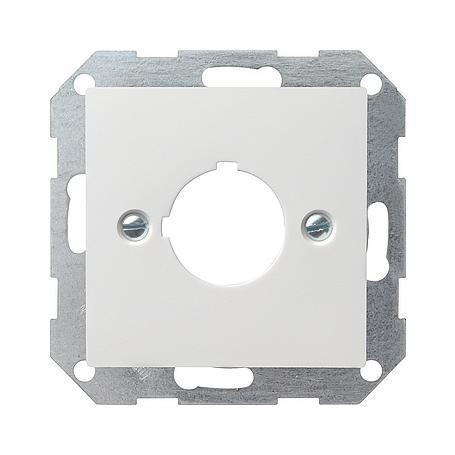 Gira Zentraleinsatz Aufnahme 22,5mm rwsgl System55