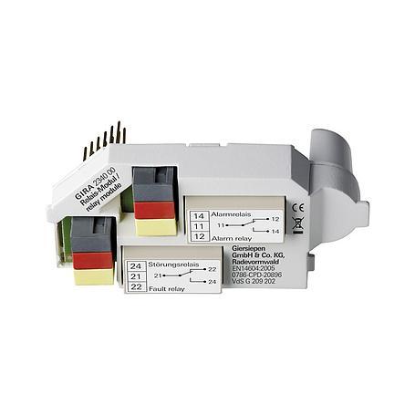 Gira Relaismodul für Gira Rauchmelder Dual 233002