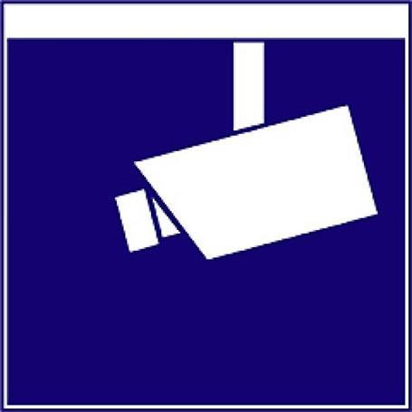 Indexa Überwachungskamera-Attrappe KA 07