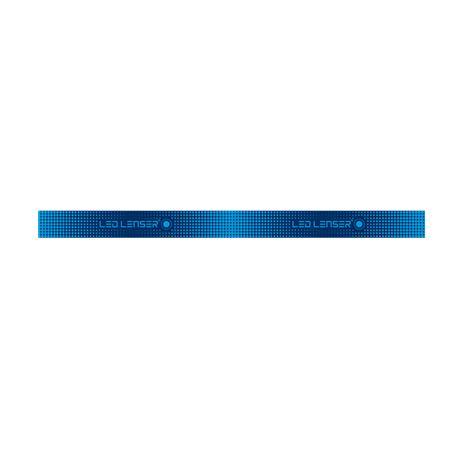 LED LENSER Headband 0377 blau für SEO7R