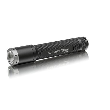LED LENSER M5 Taschenlampe Pocket-Modell Alk.-Batt