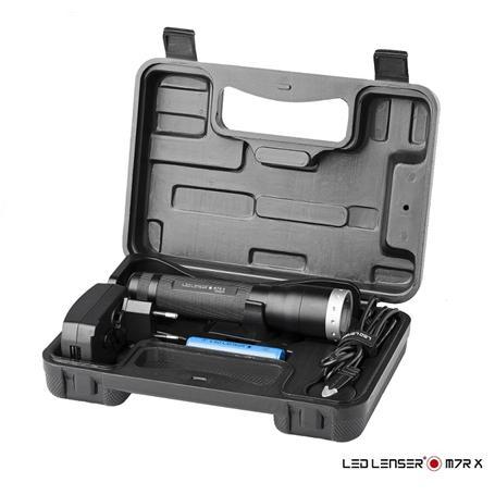 LED LENSER M7RX Taschenlampe aufladbar Li-Ion Akku