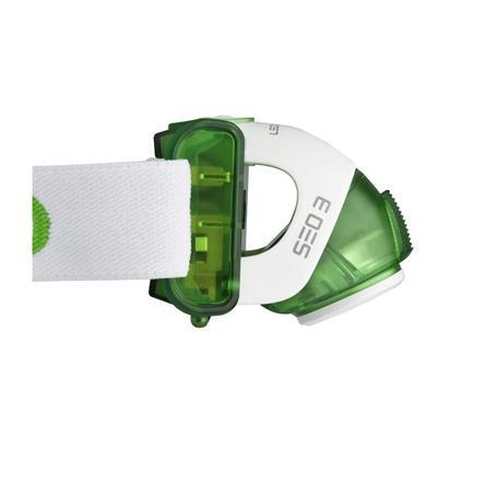 LED LENSER SEO 3 Stirnlampe grün