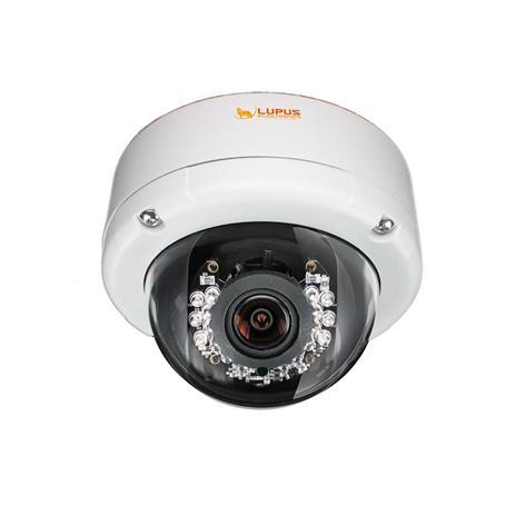 Lupus IP-Kamera  LE971 LUPUSNET HD Domekamera 2MPx