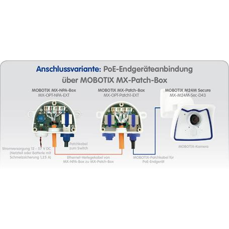 Mobotix MX-NPA-Box