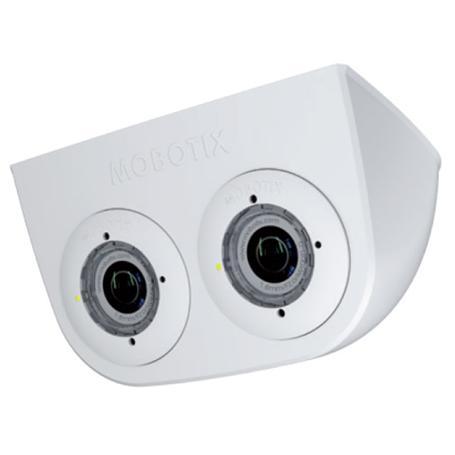 Mobotix DualMount für S15D/S14D, weiß
