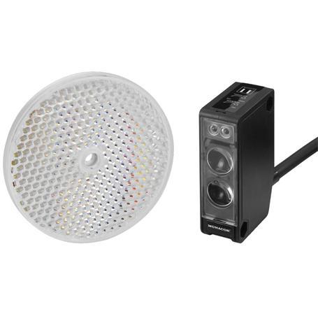 MONACOR IRS-100 IR-Lichtsensor Lichtschranke