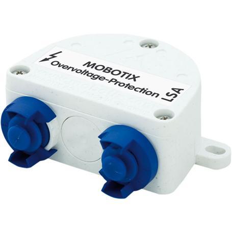 Mobotix Netzwerkverbinder mit Überspannungschutz