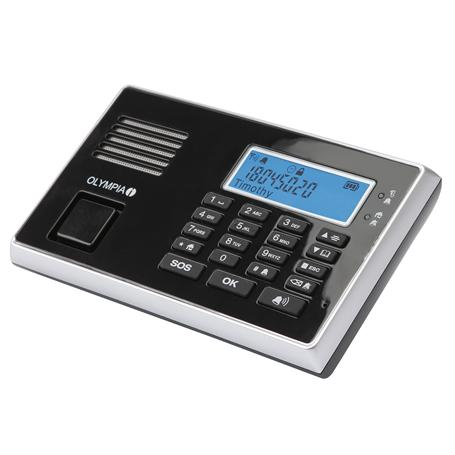Protect 9030 kleines Olympia GSM-Alarmanlagen-Set