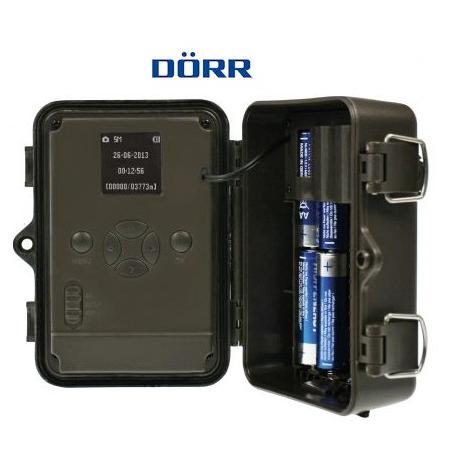 Dörr Snapshot Limited Black 5.0 +8GB SDHC+Batterie