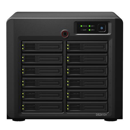 Synology DiskStation DS2413+ NAS-Server