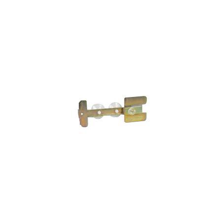 Klebelehre für passiven Glasbruchmelder GBS 1