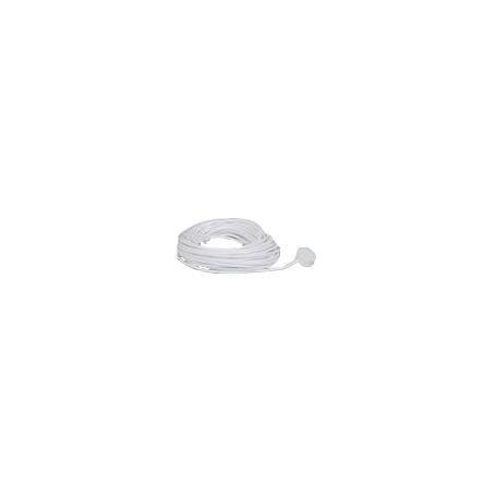 Telenot Sensor für Glasbruchmelder MAGS-S, weiß