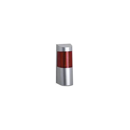 Telenot Optisch-Akustischer Signalgeber OAS-R silb